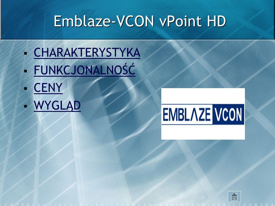 Emblaze-VCON vPoint HD