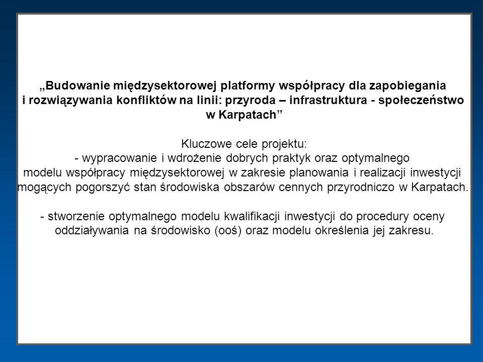 """""""Budowanie międzysektorowej platformy współpracy dla zapobiegania"""