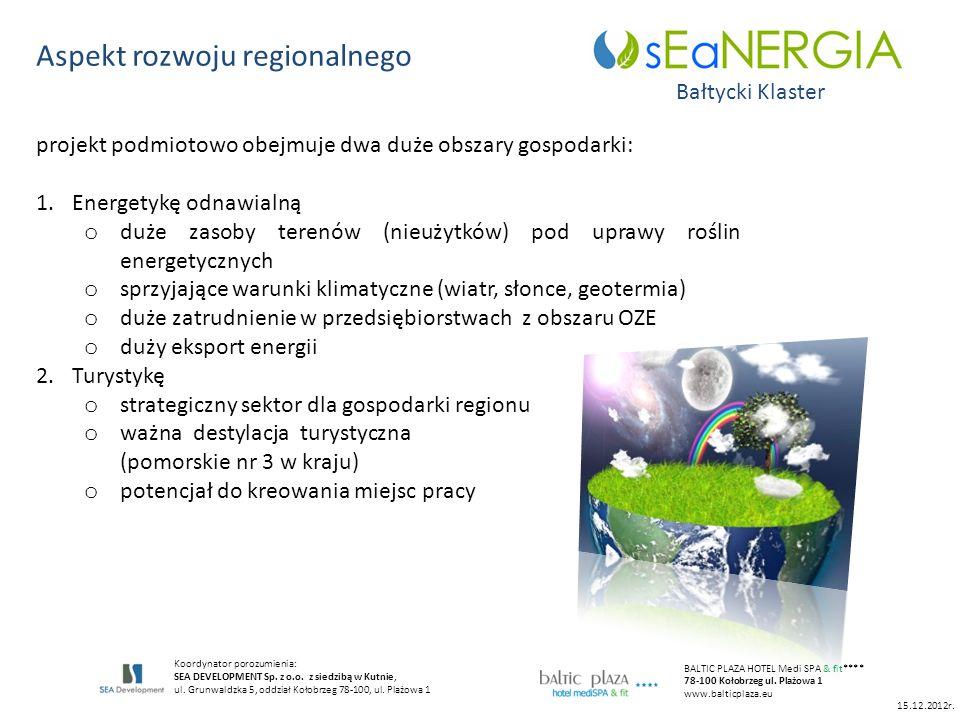 Aspekt rozwoju regionalnego