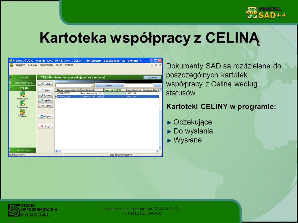 Kartoteka współpracy z CELINĄ