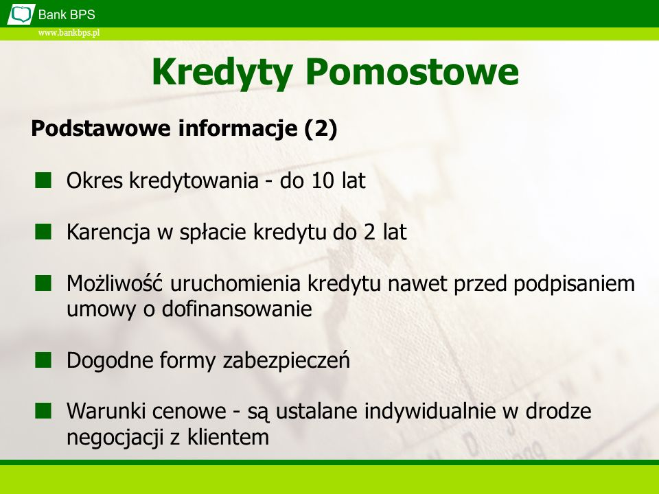 Podstawowe informacje (2)