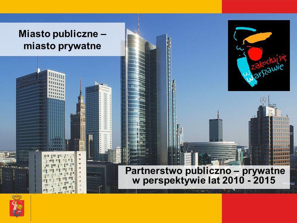 Miasto publiczne – miasto prywatne