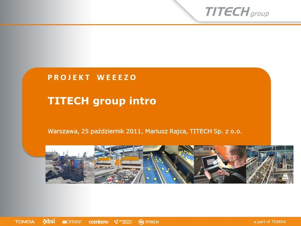 TITECH group intro P R O J E K T W E E E Z O
