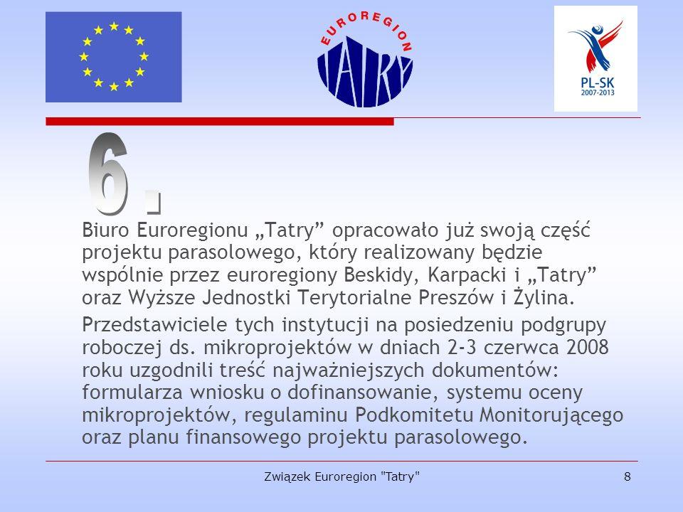 Związek Euroregion Tatry