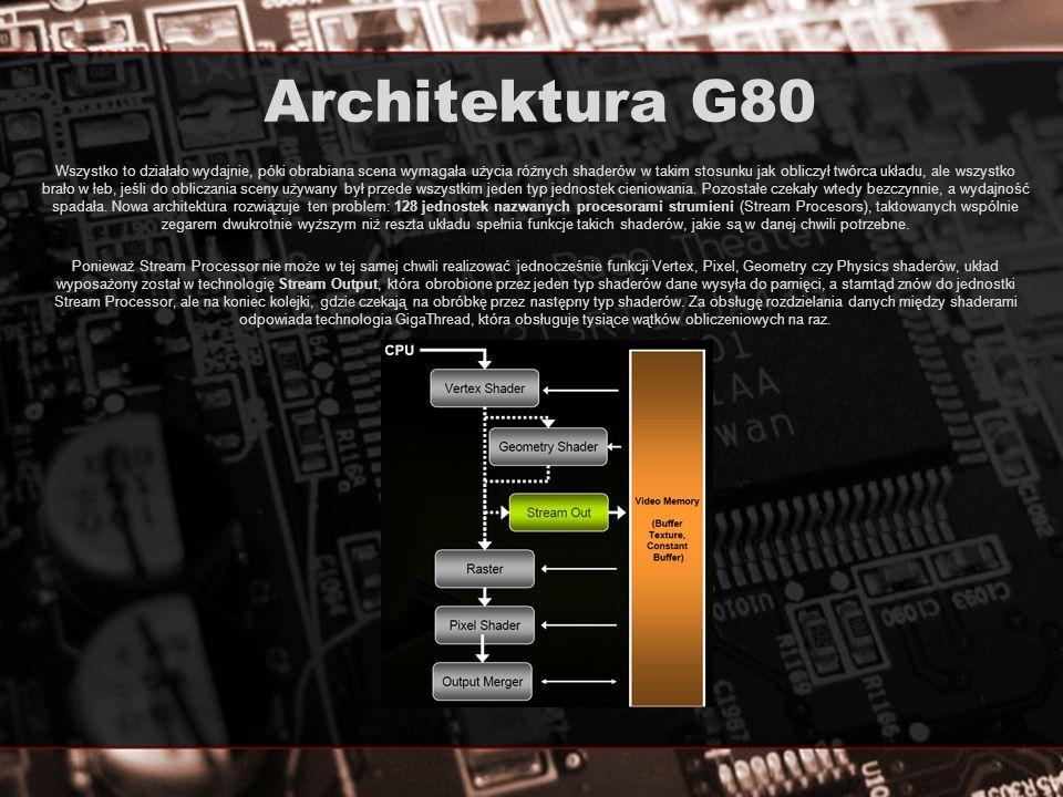 Architektura G80