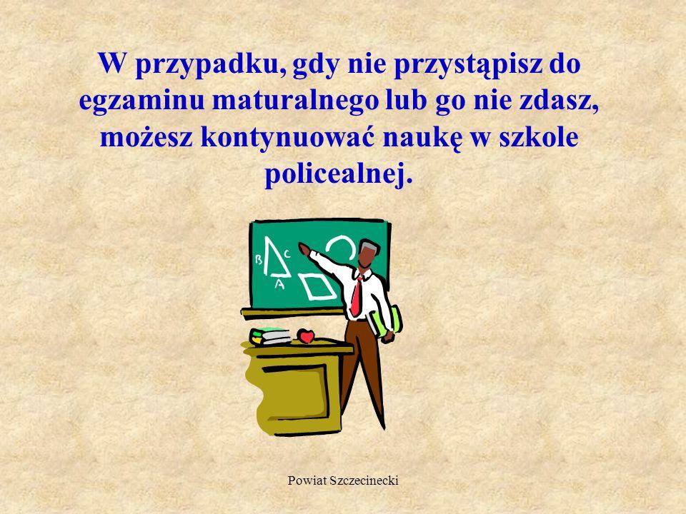 W przypadku, gdy nie przystąpisz do egzaminu maturalnego lub go nie zdasz, możesz kontynuować naukę w szkole policealnej.
