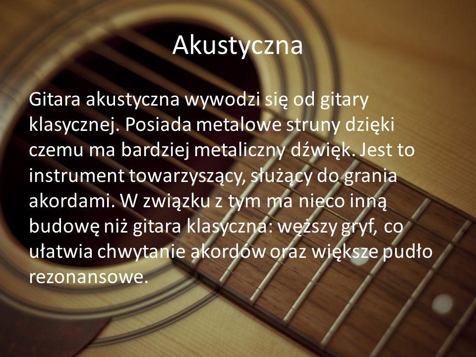 Akustyczna