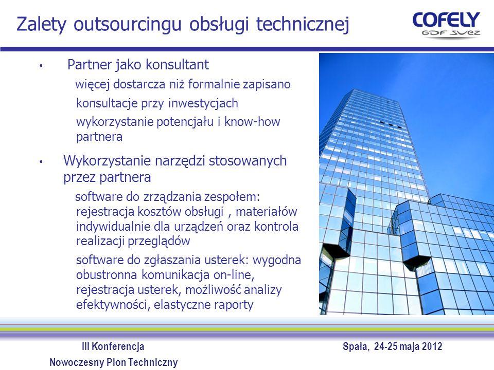 Zalety outsourcingu obsługi technicznej