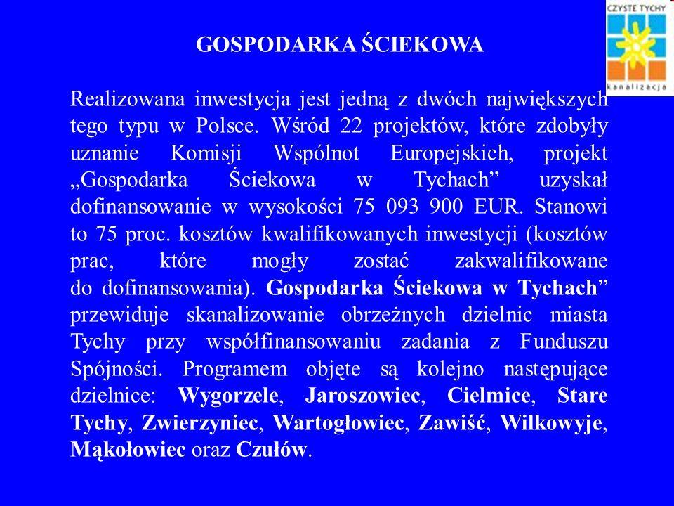 GOSPODARKA ŚCIEKOWA
