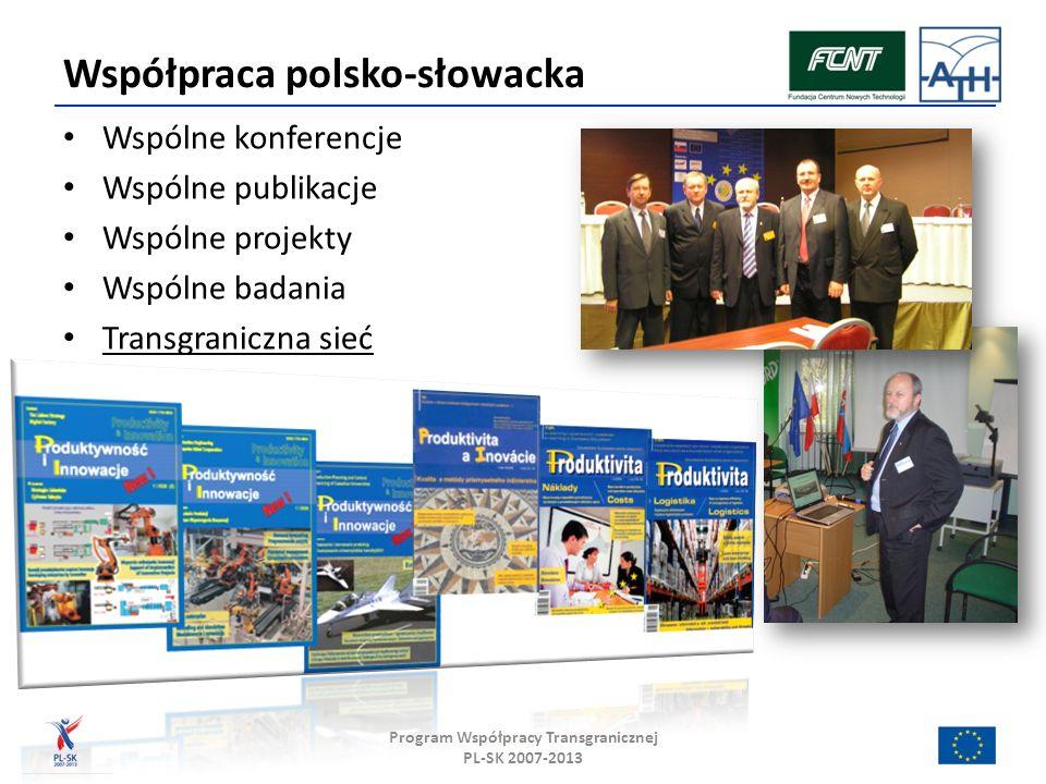 Współpraca polsko-słowacka