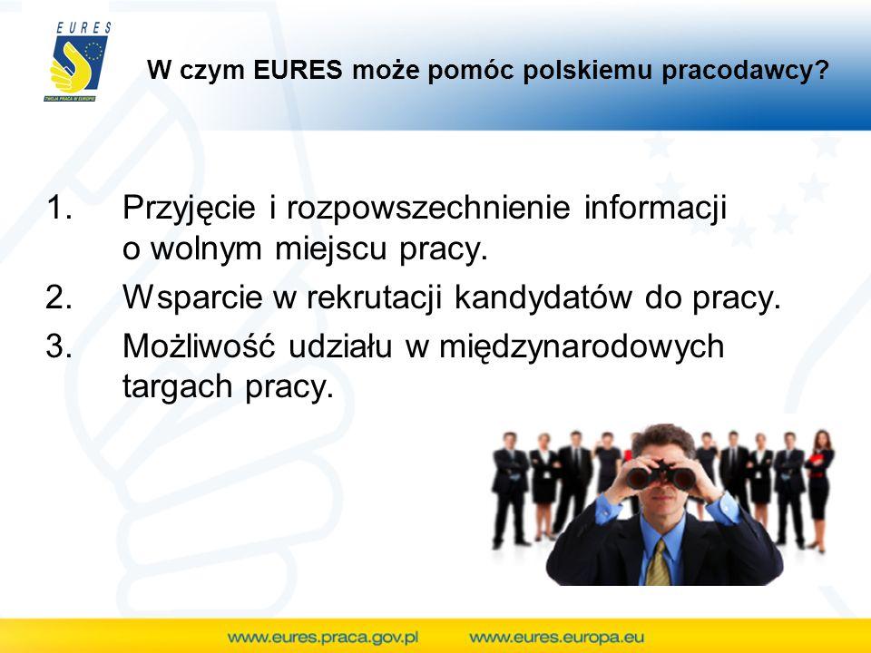 W czym EURES może pomóc polskiemu pracodawcy