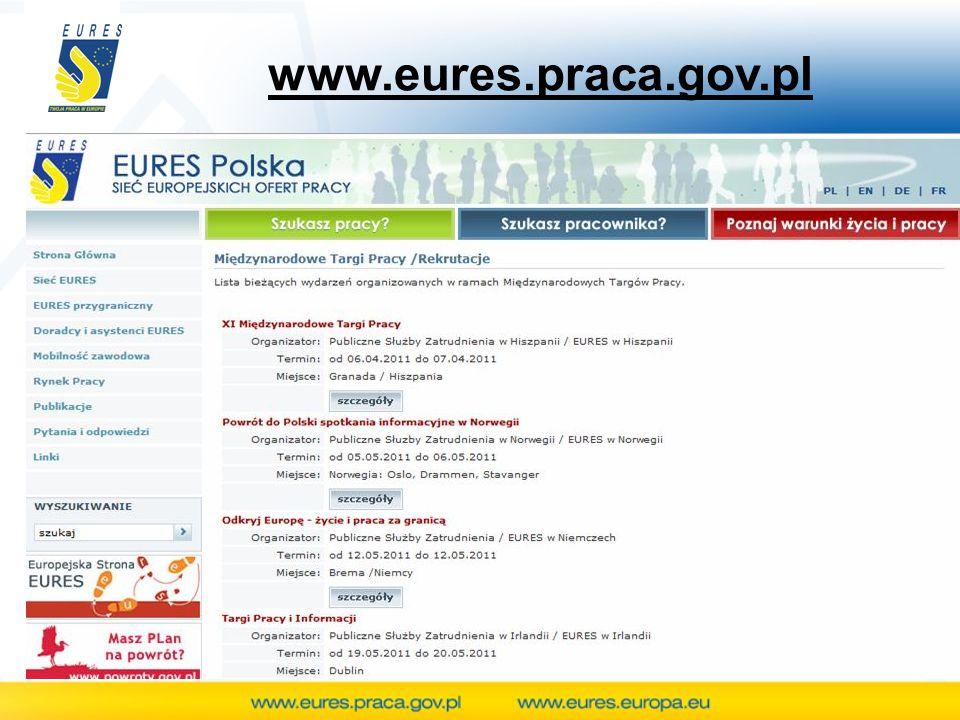 www.eures.praca.gov.pl
