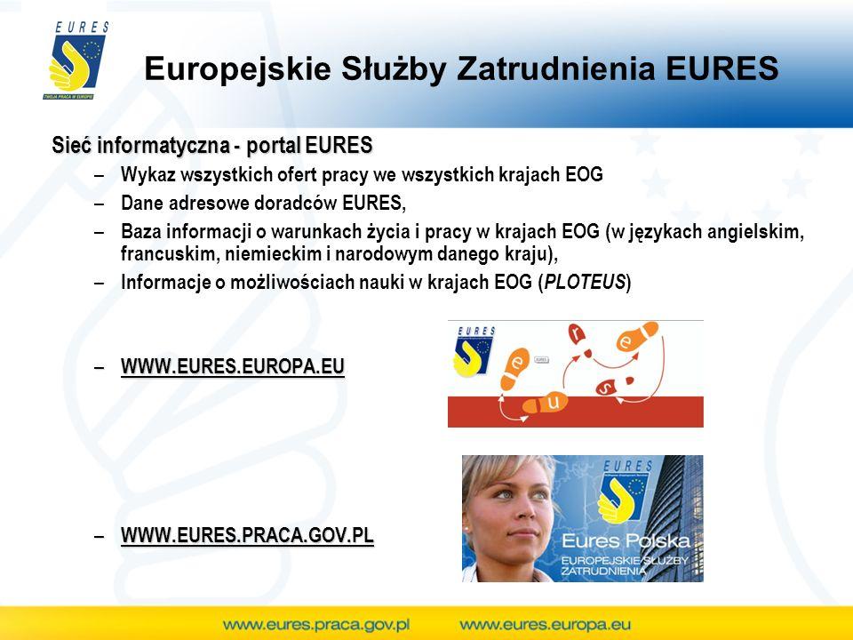 Europejskie Służby Zatrudnienia EURES