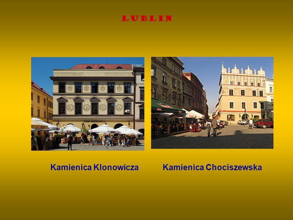 Kamienica Klonowicza Kamienica Chociszewska