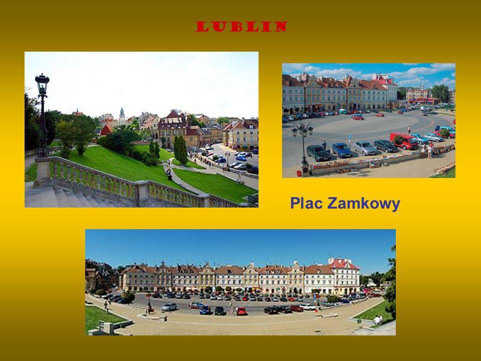 Lublin Plac Zamkowy
