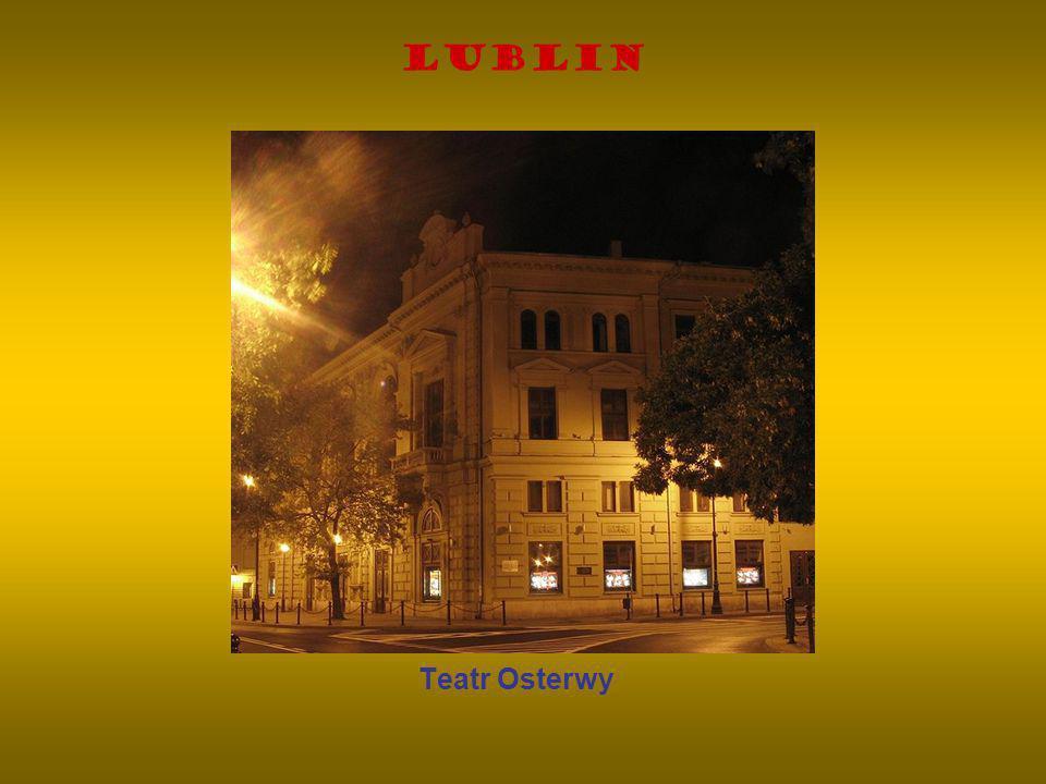 Lublin Teatr Osterwy