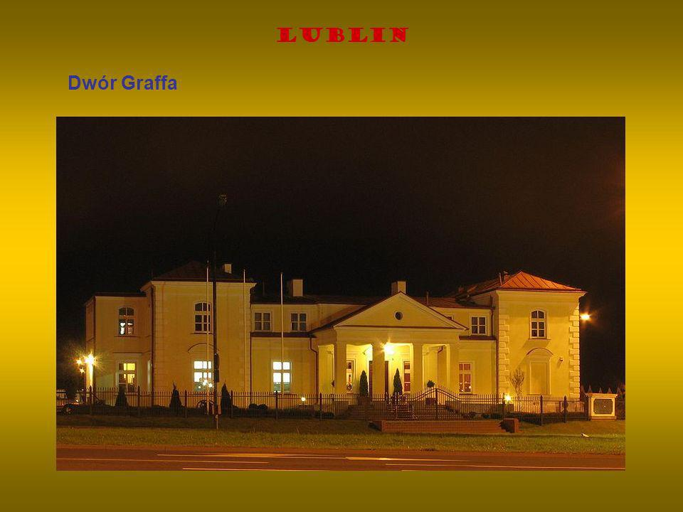 Lublin Dwór Graffa