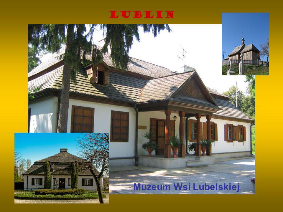 Lublin Muzeum Wsi Lubelskiej