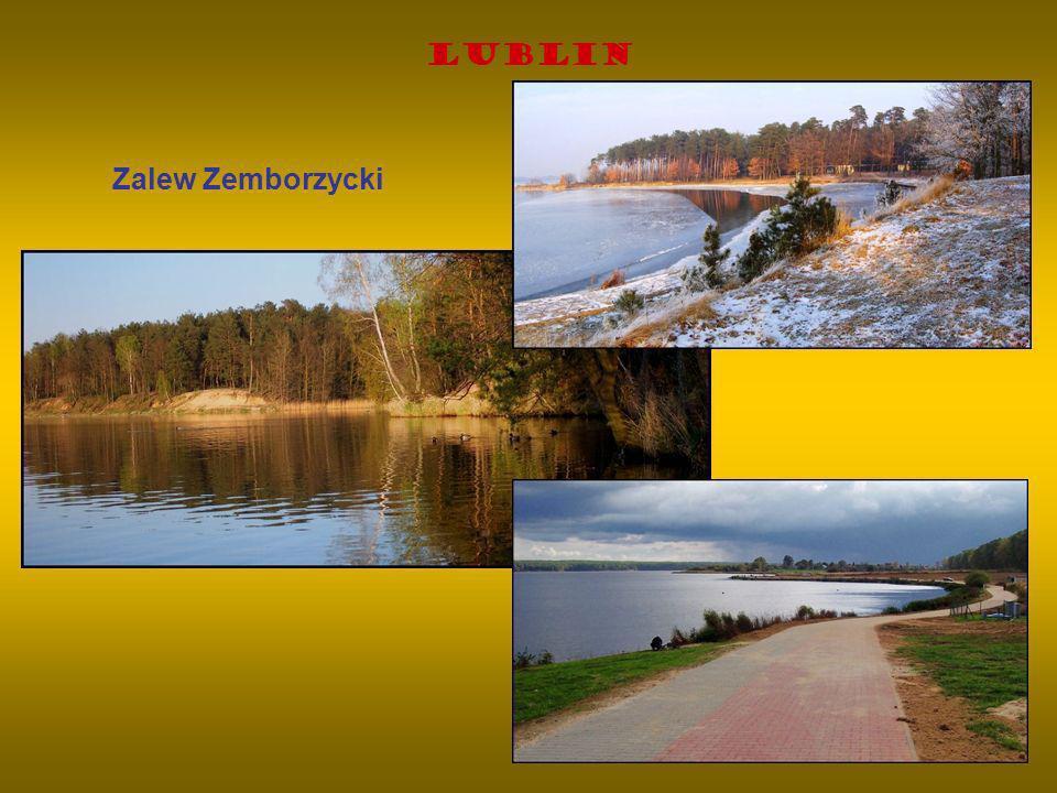 Lublin Zalew Zemborzycki