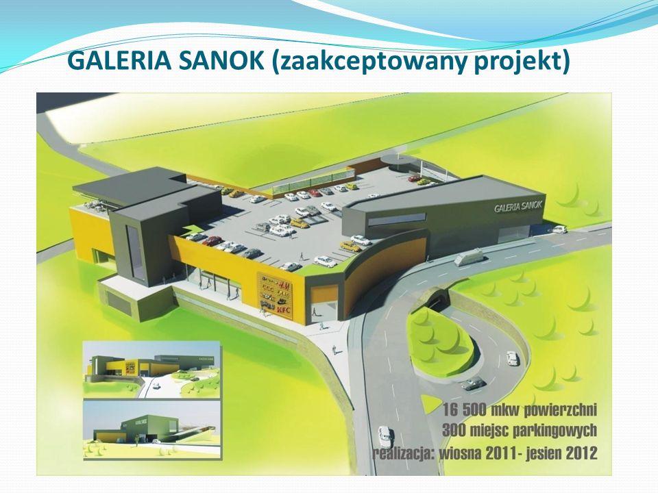 GALERIA SANOK (zaakceptowany projekt)