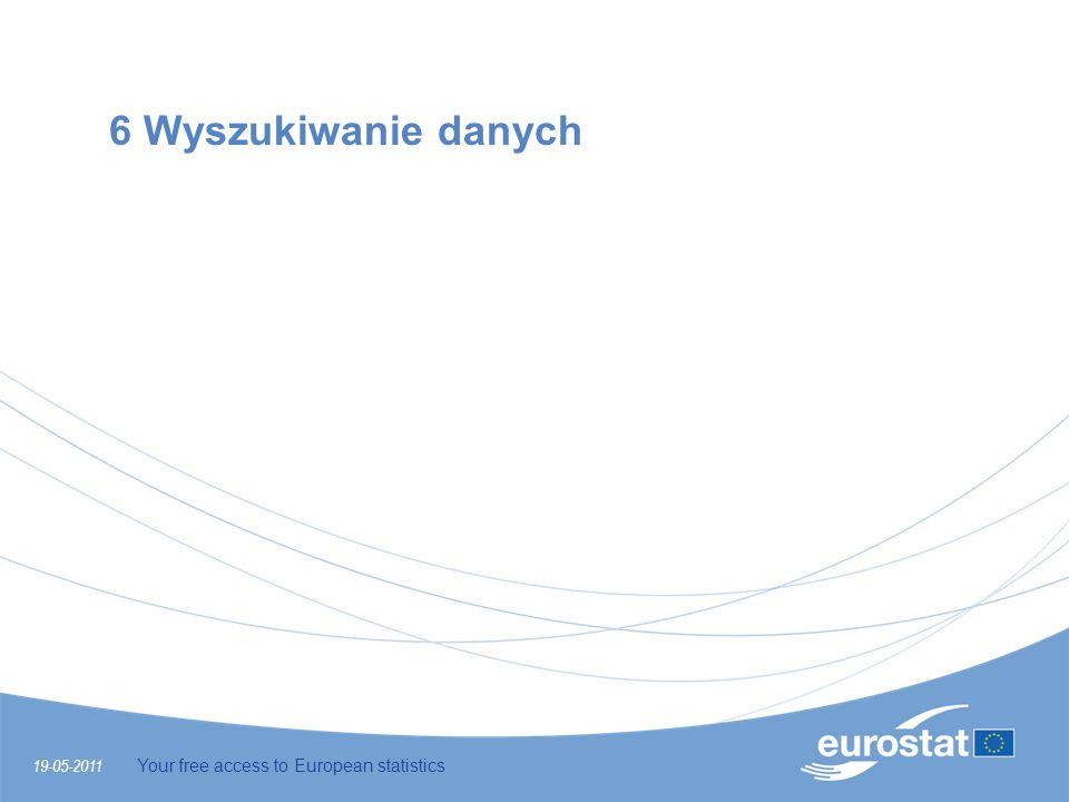 6 Wyszukiwanie danych 19-05-2011