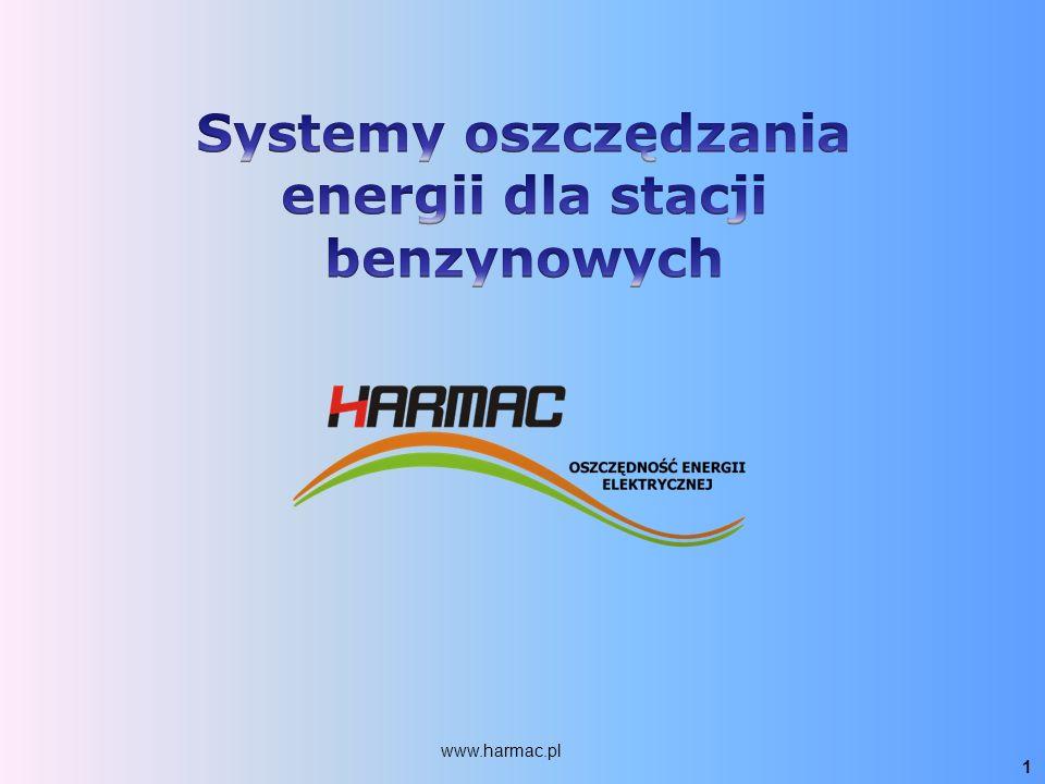 Systemy oszczędzania energii dla stacji benzynowych