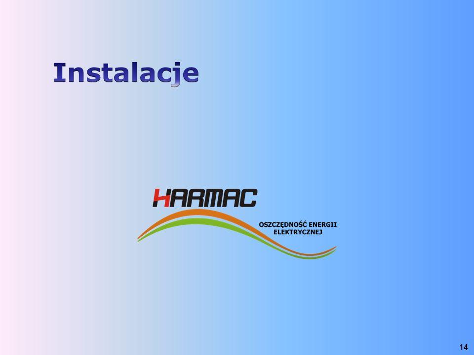 Instalacje www.harmac.pl