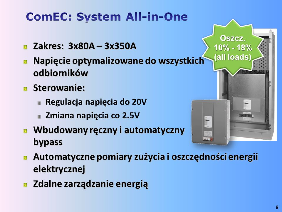 ComEC: System All-in-One