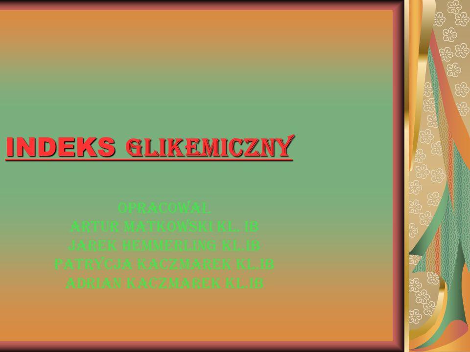 Patrycja Kaczmarek KL.IB