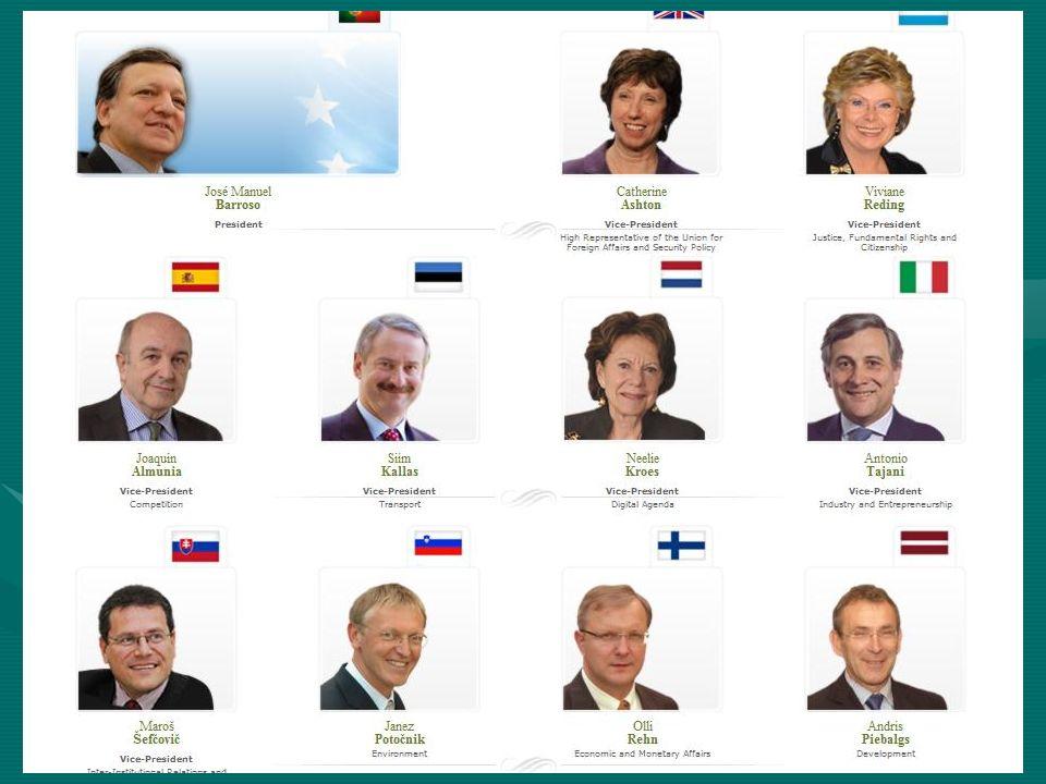 Barroso Komisja