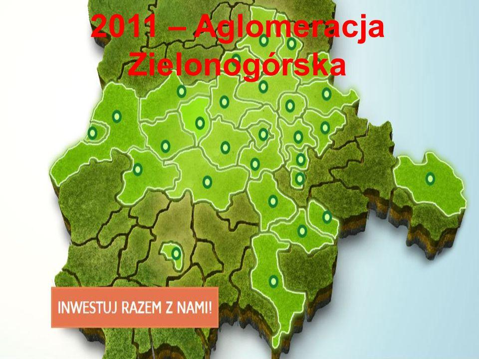 2011 – Aglomeracja Zielonogórska