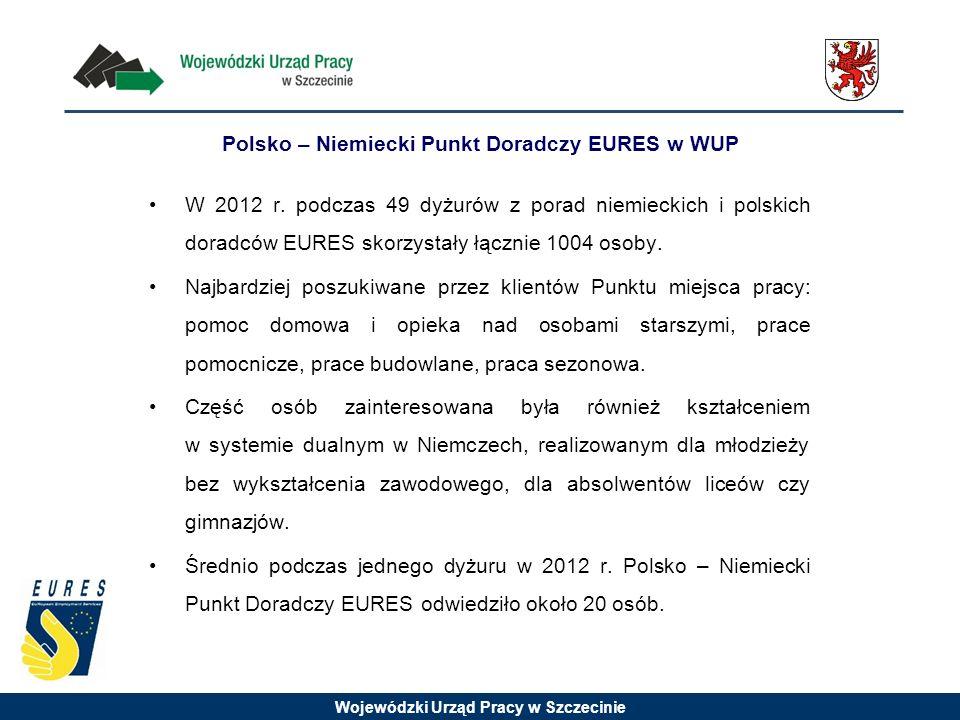 Polsko – Niemiecki Punkt Doradczy EURES w WUP