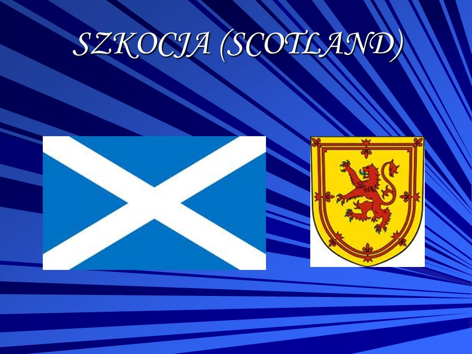 SZKOCJA (SCOTLAND)