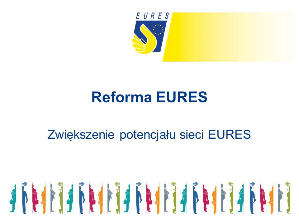 Zwiększenie potencjału sieci EURES