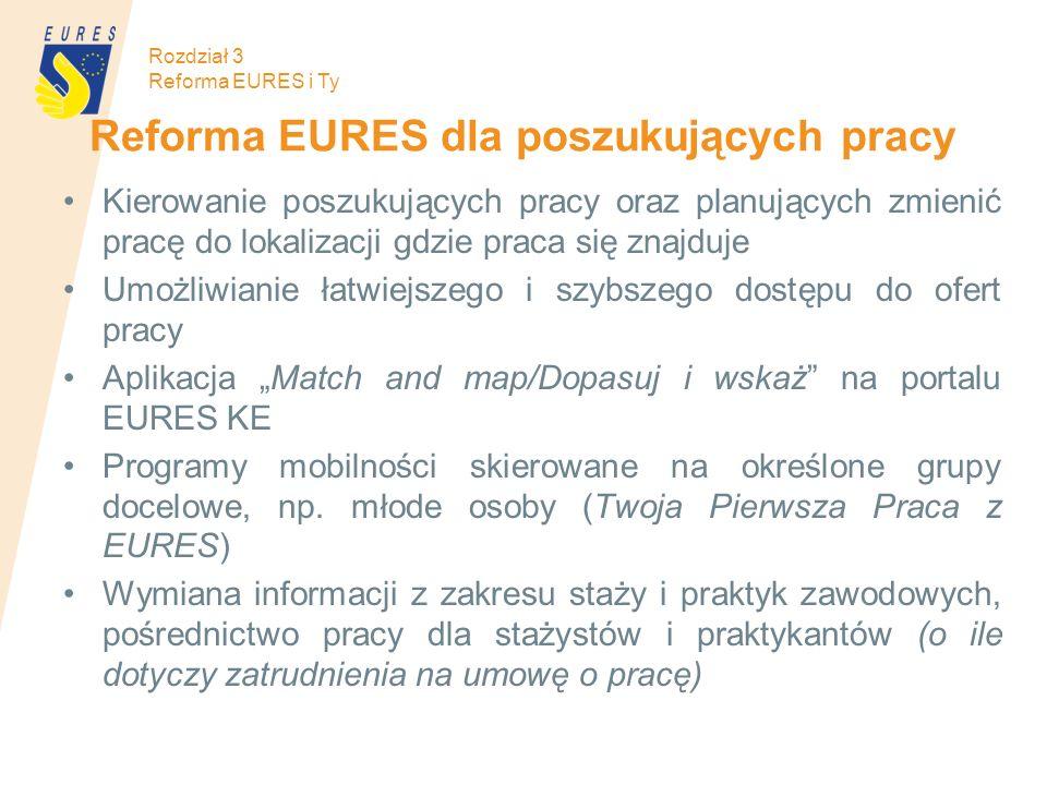Reforma EURES dla poszukujących pracy