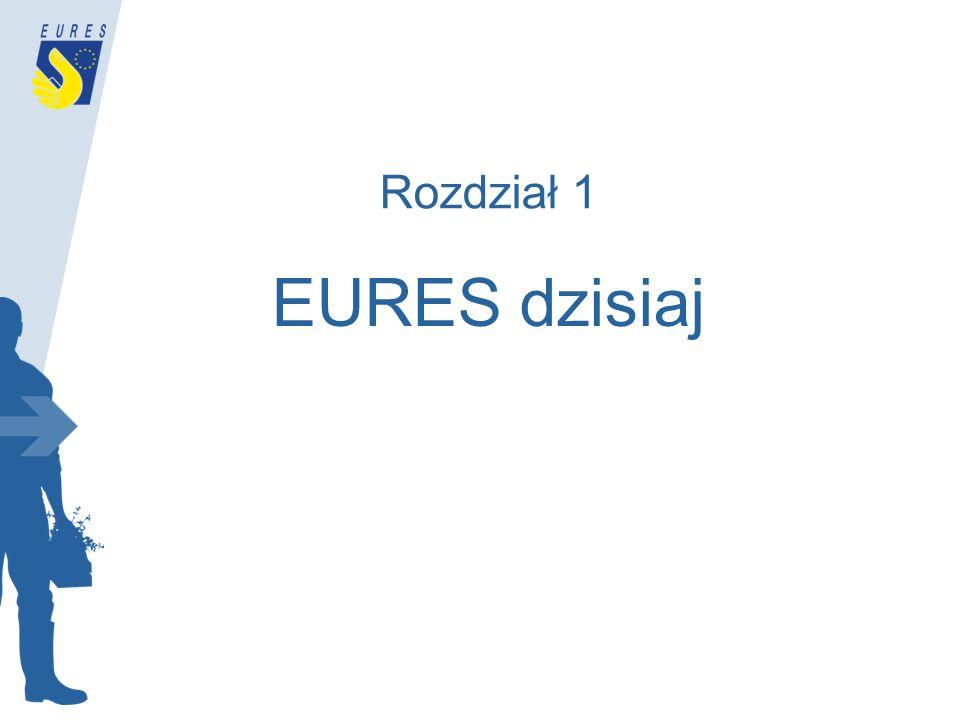 Rozdział 1 EURES dzisiaj