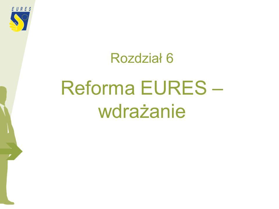 Reforma EURES – wdrażanie