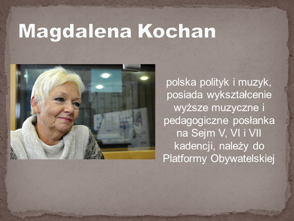 Magdalena Kochan