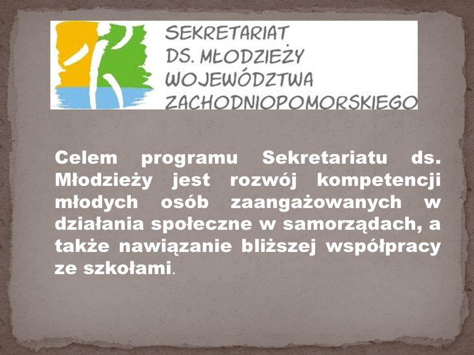 Celem programu Sekretariatu ds