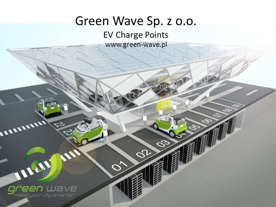 Green Wave Sp. z o.o. EV Charge Points