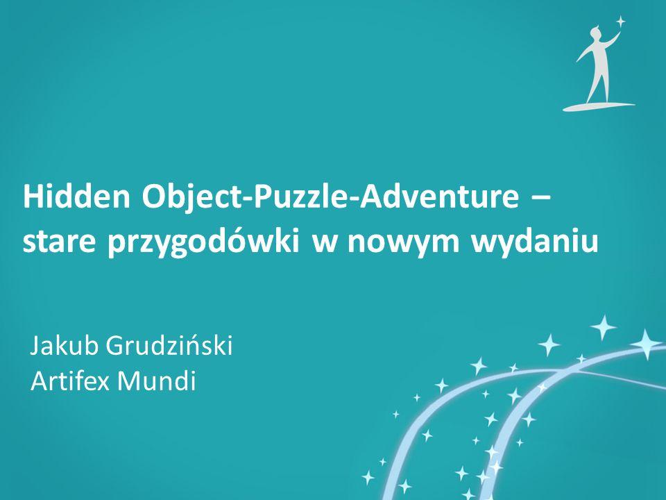 Jakub Grudziński Artifex Mundi