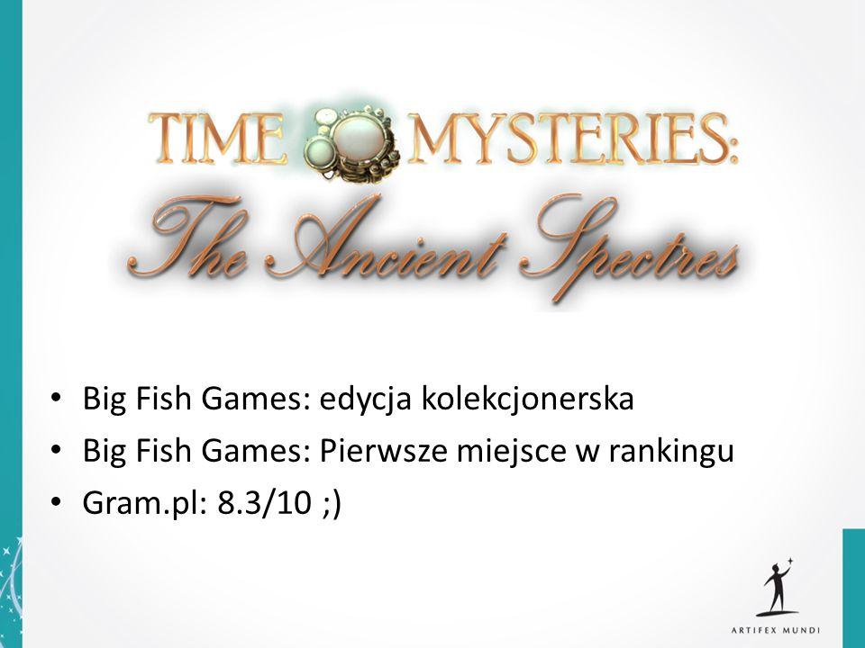 Big Fish Games: edycja kolekcjonerska