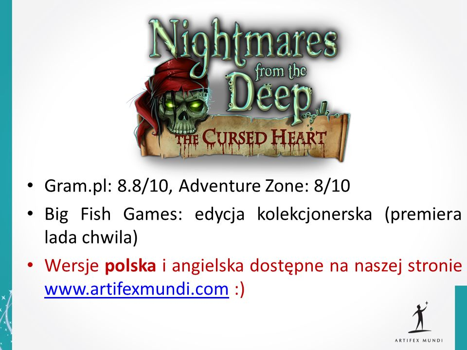 Gram.pl: 8.8/10, Adventure Zone: 8/10