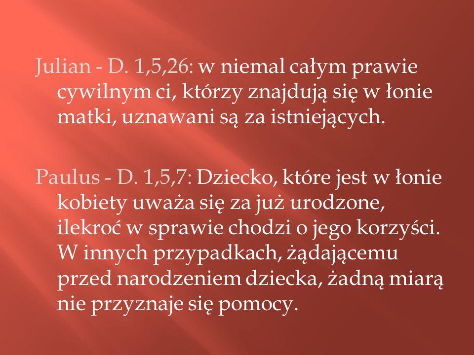 Julian - D.