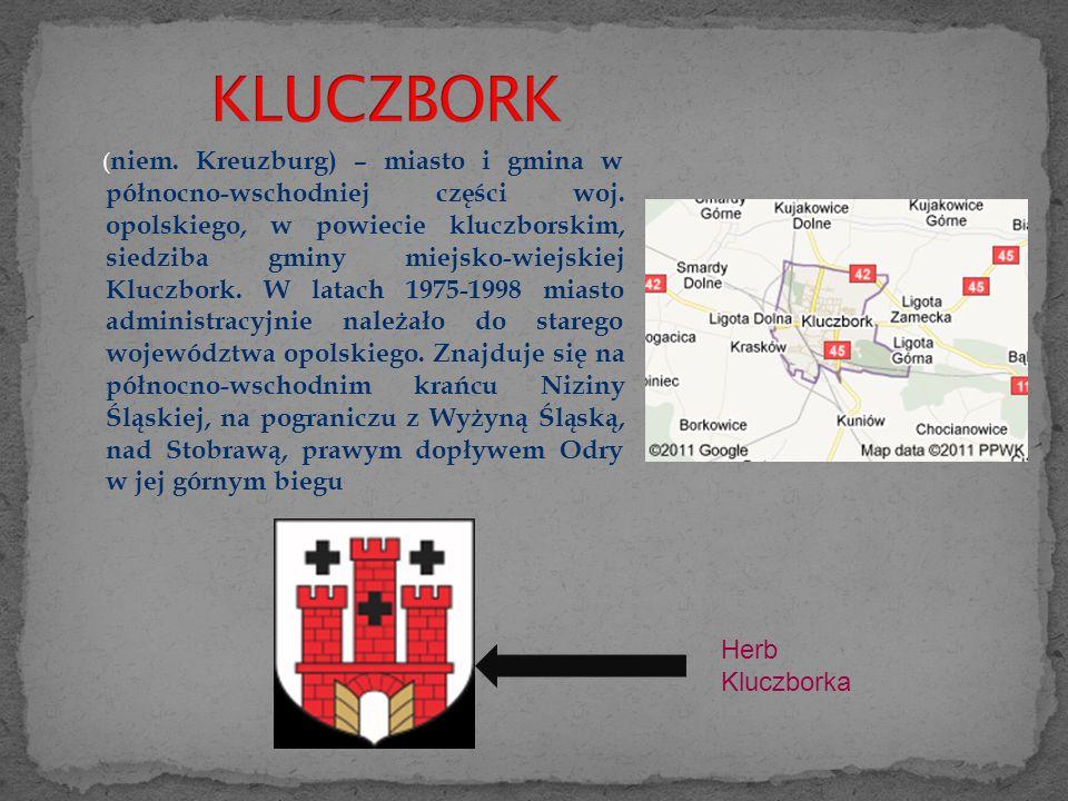 KLUCZBORK Herb Kluczborka
