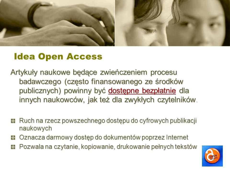 Idea Open Access