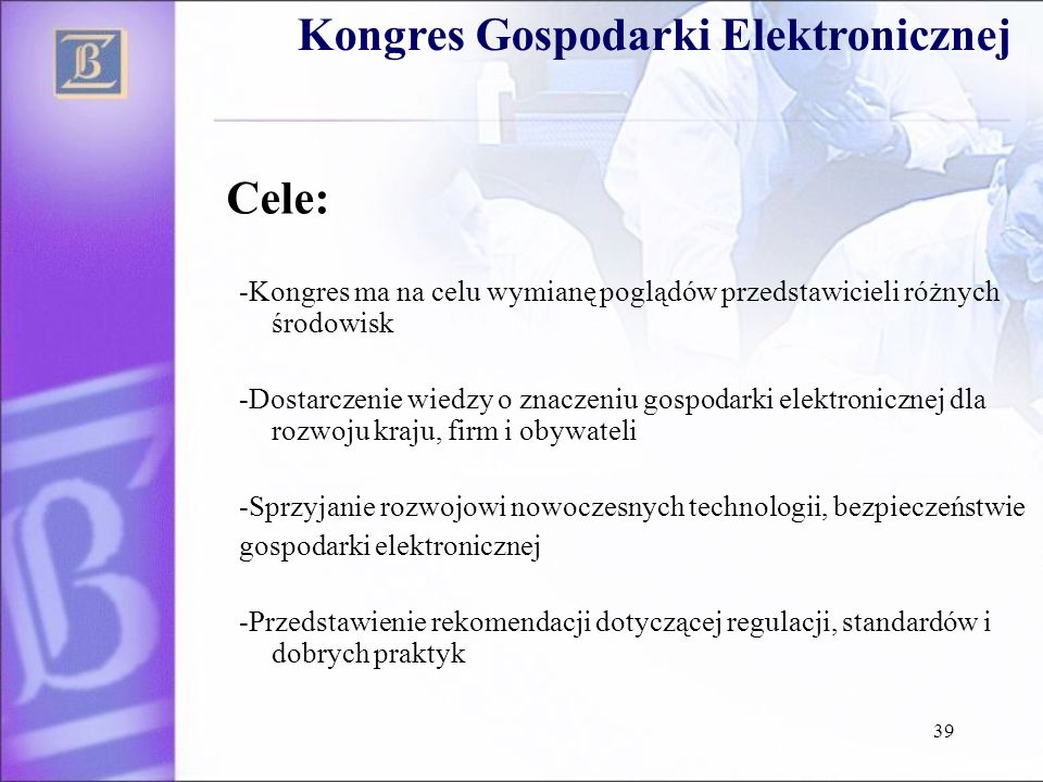 Kongres Gospodarki Elektronicznej