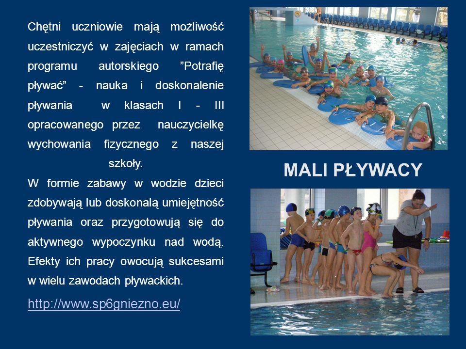 MALI PŁYWACY http://www.sp6gniezno.eu/
