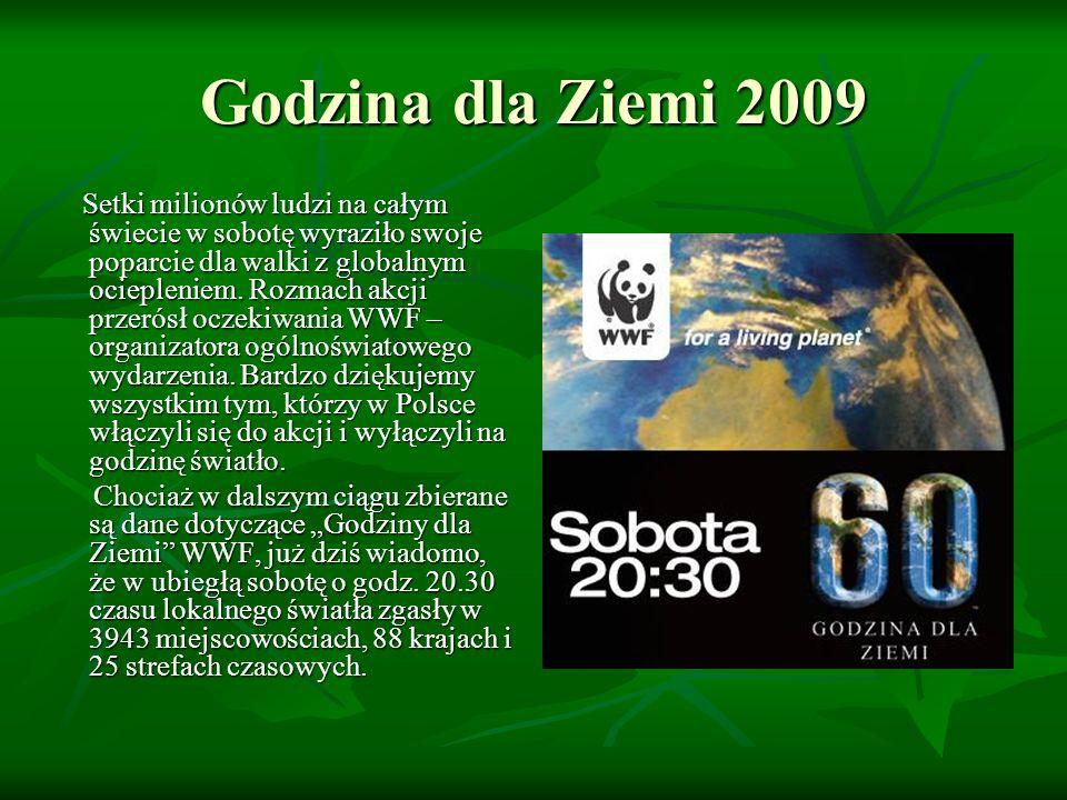 Godzina dla Ziemi 2009