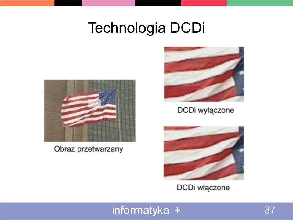 Technologia DCDi informatyka +